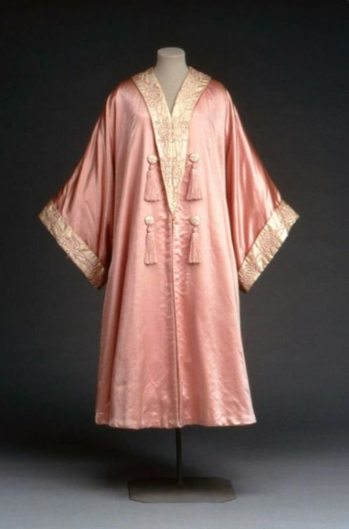 Coat via The Museum of Fine Arts, Boston