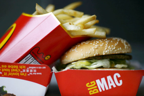 jojochao:  big mac