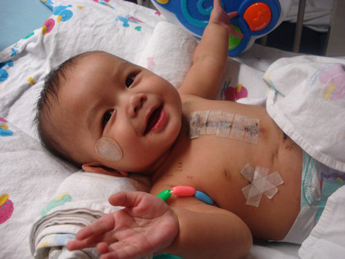 ana-feels:  deissydl:  This adorable baby is not alive anymore. Reblog if you have a heart. :/ ♥  Well.. my heart broke.