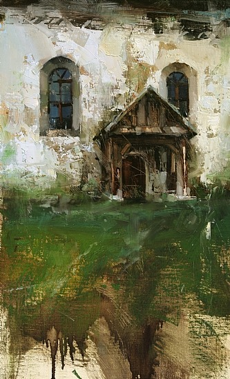 I'm in love with these paintings by Tibor Nagy.  I could just stare at a portion of one of his paintings all day.  Definitely part of my inspiration now for my own work….