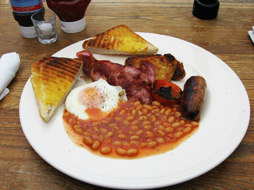 eatyourself:  Breakfast @ Harbour Cafe, Margate (by `miRЯim ⏠;⏠ ☮)