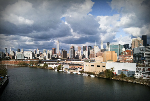 Manhattan from Queens - 10/22