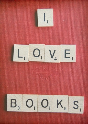 robot-heart:  I Love Books 11x14 Fine Art Print by TheLightFantastic on Etsy