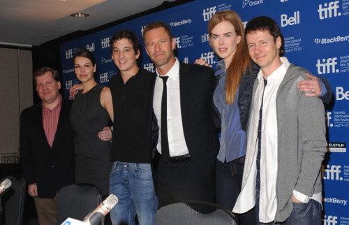 Rabbit Hole Cast, at TIFF 2010.