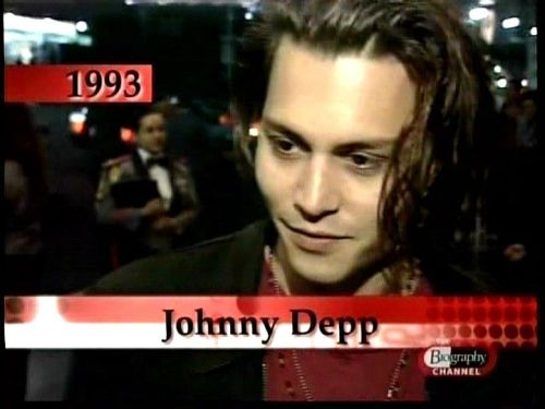 Johnny Depp - Biography Channel. XXIII.