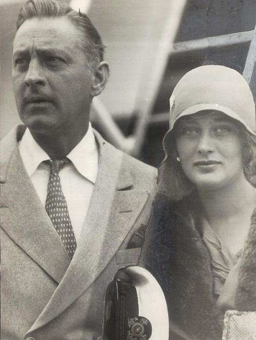 John Barrymore and Dolores Costello C. 1920s