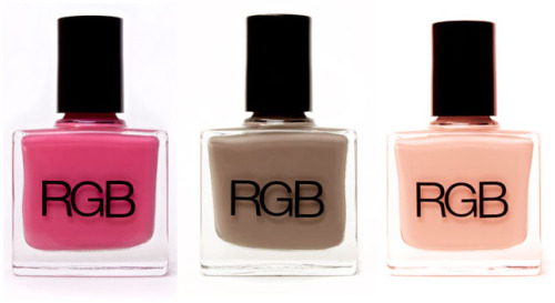 we'd carry chemical-free (formaldehyde, toluene, phthalates) nail polish & remover like rgb.