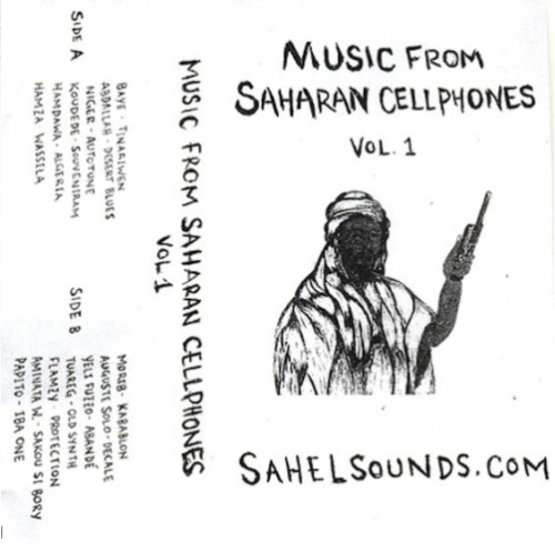 "Music from Saharan Cellphones. This is amazing. Sahel Sounds rounded up music salvaged from the discarded mobile phone memory chips  in West Africa:  The cellular phone in its current incarnation is a recent  phenomena here, but one with sweeping effects. In the past few years,  the market was flooded with cheaply designed Chinese cellphones…the  ability to make calls is rather superfluous, and they are likely  distributed in villages that have no cellular access whatsoever… As  ubiquitous media devices, they are perhaps most used in sharing and  exchange of files, particularly bluetooth transfers of mp3s. While in  Kidal I collected memory cards from cellphones and copied loads of mp3s —  ranging from Tamashek guitar, Algerian Raï, Coupé Décalé, Kuduro, Hip  Hop, as well as loads of Arabic ""Habibe"" pop, French ballads, Bollywood  hits, and Dire Straits…  Download Music from Saharan Cellphones free!"