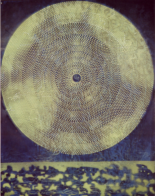 Max Ernst, Birth of a Galaxy, 1969 (via spaceykate)