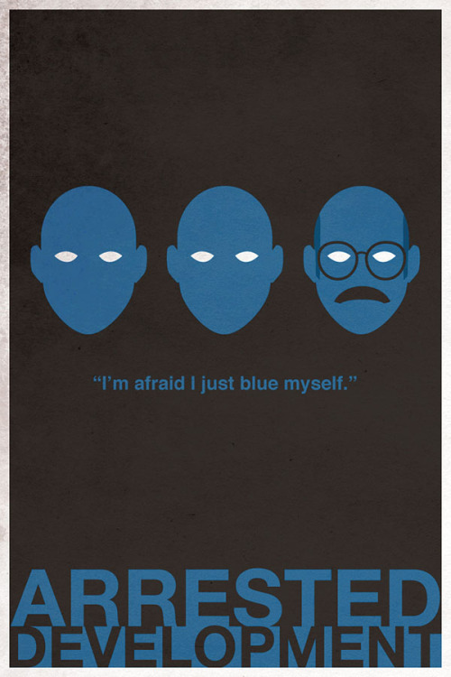 nevver:  Arrested Development