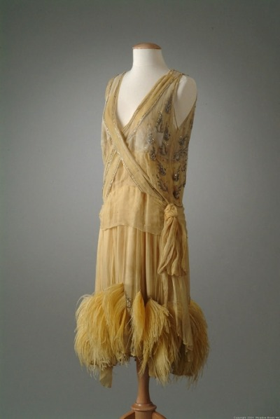 omgthatdress:  Peggy Hoyt evening dress ca. 1927 via The Meadow Brook Hall Historic Costume Collection  THIS SHALL BE MINE