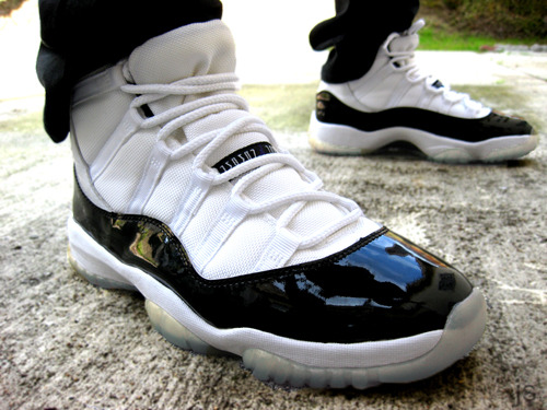 First time I wore these out and last time in a while. December 25, 2010 is the next time.  Goodnight tumblr.