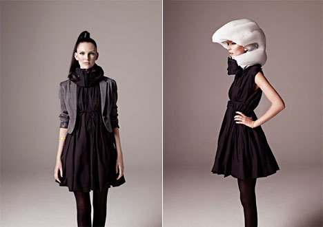 Invisible Bike Helmet Inflates Before Impact - Core77