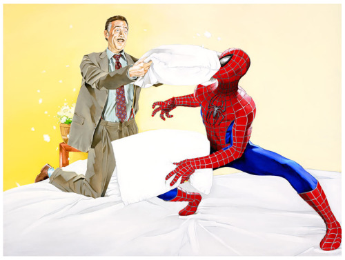 New Post: I'm smellin a Jonah and Spidey pants off party…if you get my drift…