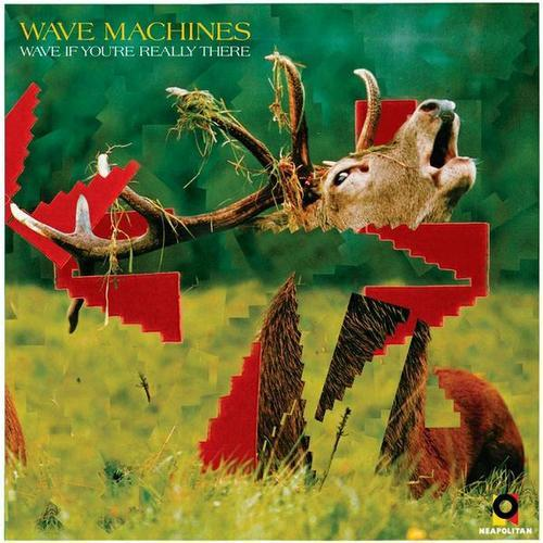 Wave Machines - Keep The Lights On