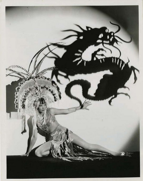 Anna May Wong *  by Eugene Robert Richee *  in Daughter of The Dragon,1931 from AliceJapan [another shot here]