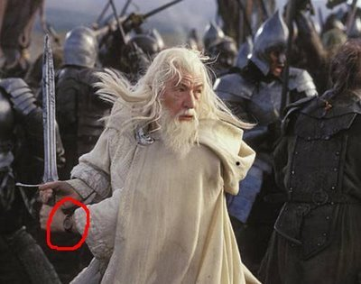 myconstantisyou:  danicasmockingjay:  idegoseta:  Well, it's Gandalf. That doesn't surprise me at all.   He's a wizard. He can have whatever he wants.  ^ lulz.  LOL!