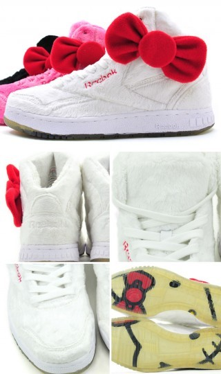 Hello Kitty x Reebok