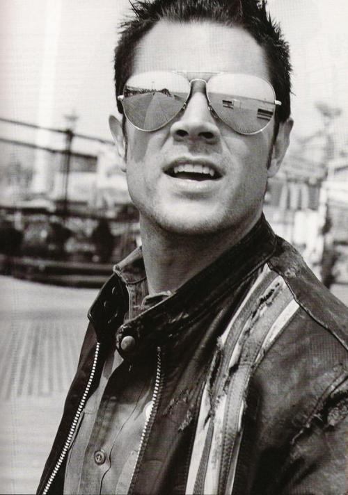 mama-lecter:  50 Sexy Southerners | Johnny Knoxville Tennessee
