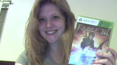 I just got Fable III!