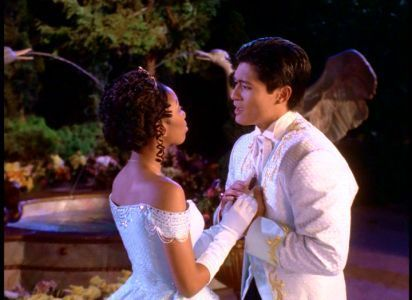 "I've been watching this, Rodgers and Hammerstein's Cinderella (1997). When I was little I watched this movie over and over on VHS. Now that I'm older, I've realized the following:  1. Most of my ideas about romance/dreaming still come from this movie.  2. I was too young to actually notice back then, but Paolo Montalban really IS very handsome. (it's also just my opinion, but I think he acted better in this movie than Brandy did.) 3. Bernadette Peters is a FABULOUS, FABULOUS woman. (also, she's actually more beautiful than her ""daughters"" in this movie.) 4. I STILL KNOW THE LYRICS TO THE SONGS.  The copy I got is pretty bad and grainy…I was thinking of ordering a brand new copy in the form of a DVD from Amazon. XD"
