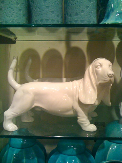 Well, I didn't buy it, so it's not mine. This overpriced ceramic wiener.
