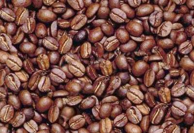 Can you find a man's face among the beans?  Some say that if you find  the man in 3 seconds or less,  the right half of your brain may be more  well developed than most.