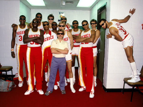 80s Houston Rockets: Deal With IT!