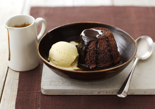 Sticky Toffee Pudding from BBC Food article.
