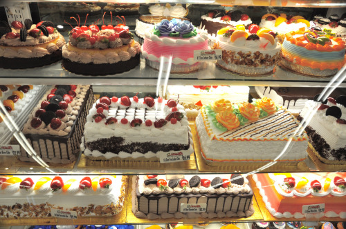 Cakes  Vallarta market, Valley Village, CA, 10/25/10