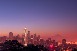 Seattle, Washington by David Hogan
