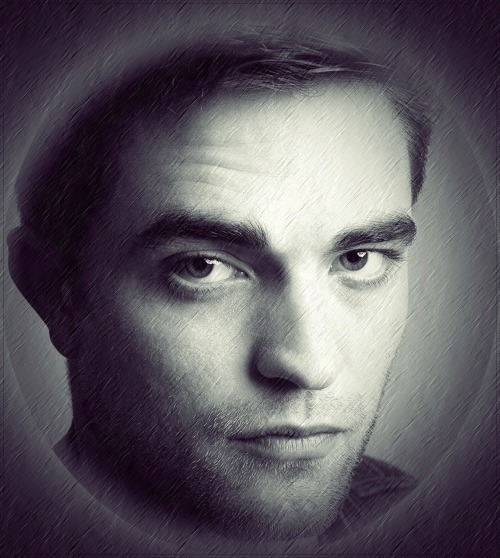 Robert Pattinson; edit by me