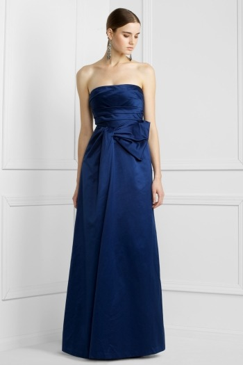 BCBGMAXAZRIA - SHOP BY CATEGORY: DRESSES: VIEW ALL: STRAPLESS EVENING GOWN