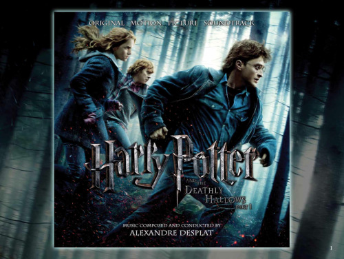 Harry Potter and the Deathly Hallows: Part 1 Soundtrack