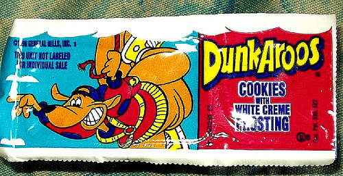 Dunkaroos  Courtesy of mankatt