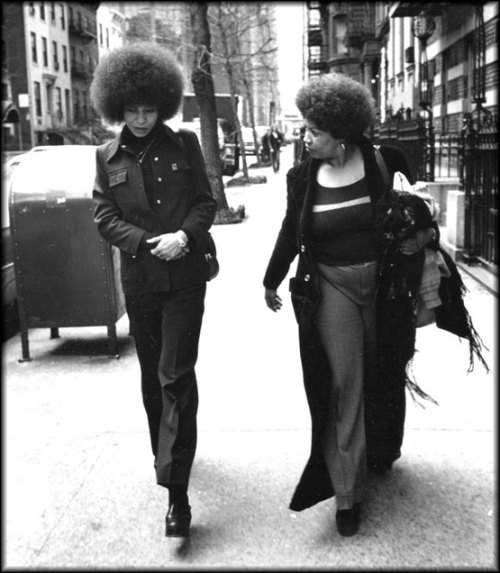 jonubian:  FIERCE FEMINISM  terrae:  Angela Davis and Toni Morrison….epic.