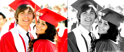 Troy & Gabriella High School Musical