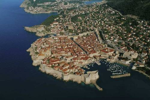 Isn't it purrrty. I miss it terribly. (Dubrovnik, Croatia)