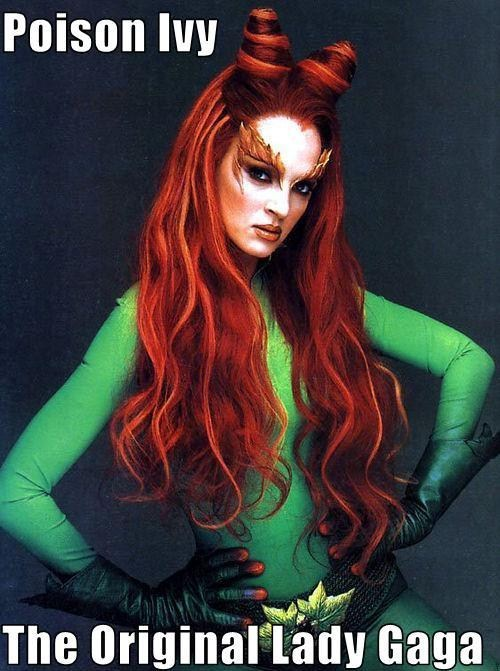 I *love* Poison Ivy.