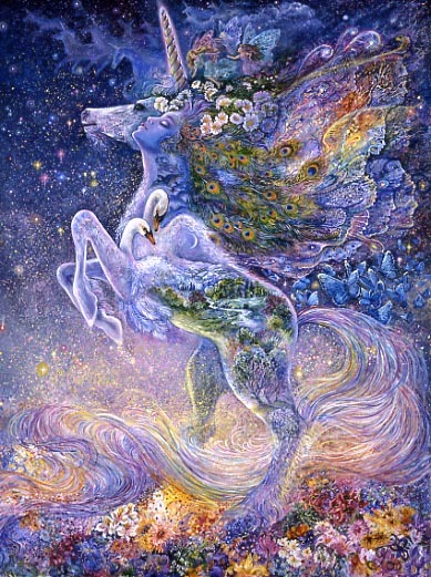 Josephine Wall: Soul of a Unicorn