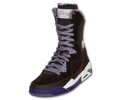 Jordan Flight 9 Kids 6 Inch Boot