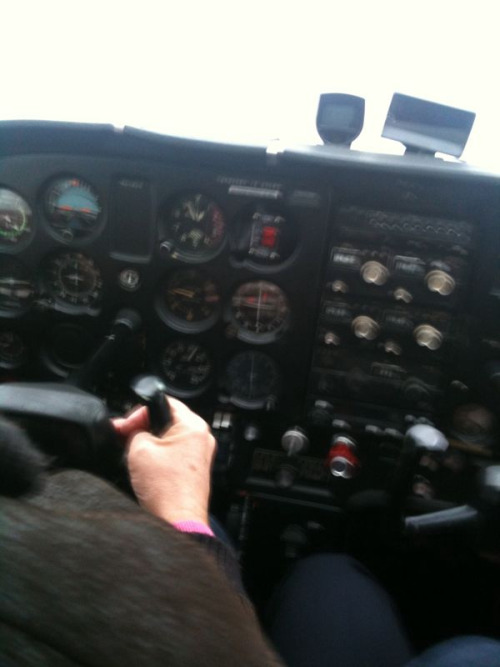 Flying…. awesome experience in a cessna 172!