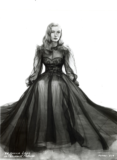 Veronica Lake as Jennifer in I Married a Witch (1942)