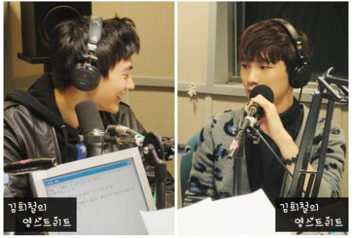 jonghyunzwifey:  Key looks so annoyed lol