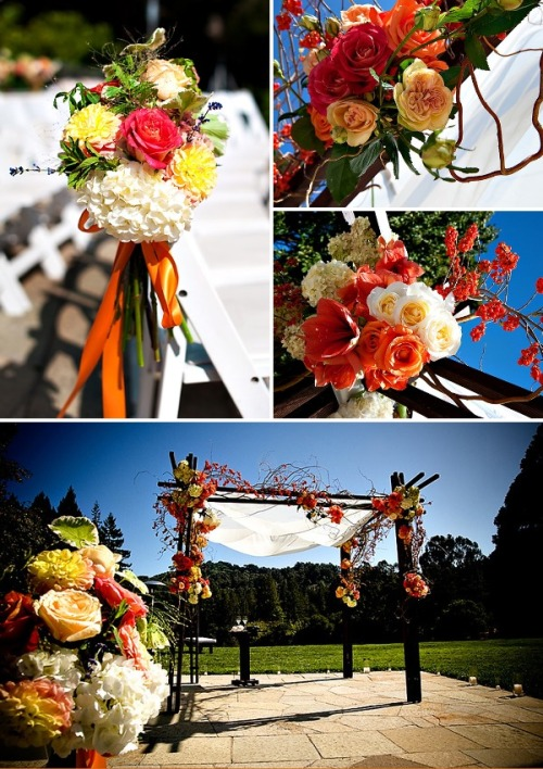 Another Fall Chuppah