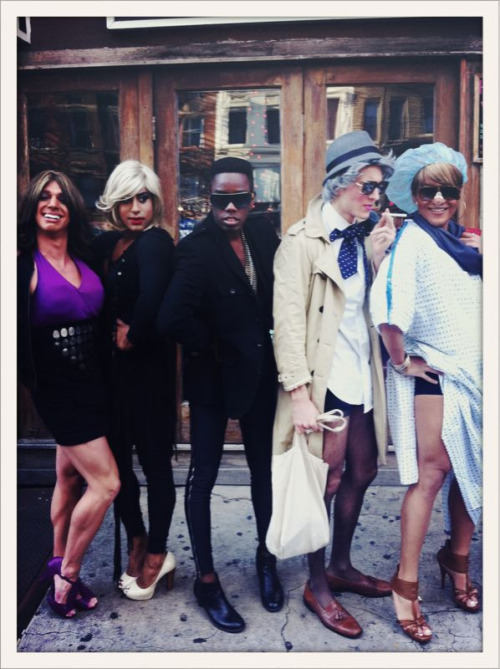 thedjf:  DragBrunch. Wendy Williams, Lady Gaga, Grace Jones, Elaine Stritch, and Nene Leakes.  so wonderful :D