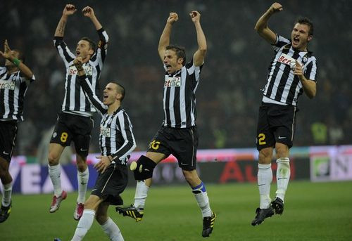 I was really starting to miss this…. Great job on Saturday, FORZA JUVE!!!!!!
