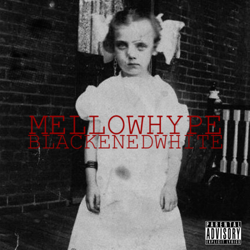 oddfuture:  MellowHype ( Left Brain And Hodgy Beats) Finally Releases Their Second Album Entitled BLACKENEDWHITE. Fully Produced By Left Brain, Hodgy Beats Takes On A Darker Note This Time Around. Featuring Appearances By Mike G, Tyler Creator, Domo Genesis, Frank Ocean And The Mysterious Earl Sweatshirt, This Album Is Packed With Gun Sounds, Grams OF Coke And Dead Cops. The Perfect Soundtrack For Mobbing On A Dark Halloween Night. Click Photo To Download