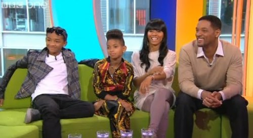 If life has taught us anything, it's that the Smiths (Will, Jaden, Willow, Jada) are great actors, horrible musicians.