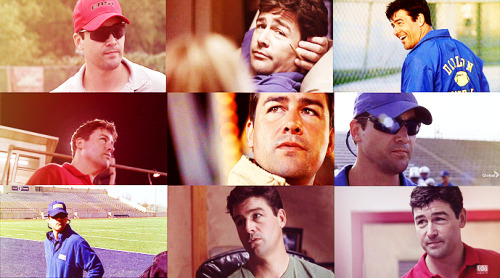 "Top Five Male TV Characters   Coach Eric Taylor-Friday Night Lights  ""You did tell her that if he touches one hair on her we're sending her to a nunnery in Rome, and I would rip his head off."""